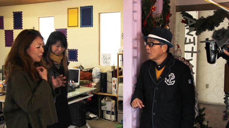 関西テレビ放送「よ~いドン!」のロケ